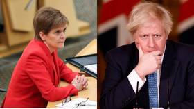 In outright defiance of UK PM, Scottish leader Nicola Sturgeon's party promises second independence referendum after pandemic