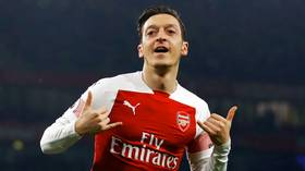 Ozil and out: Arsenal outcast Mesut Ozil bids farewell – and vows 'no grudges' after ignominious end to life at Gunners