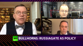 CrossTalk Bullhorns, QUARANTINE EDITION: Russiagate as policy
