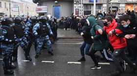 Influential Russian senator Klimov accuses foreign spooks of helping to organize weekend protests in support of Navalny