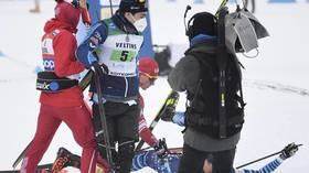 Criminal reports filed against Russian skier Bolshunnov after clash with rival, Finnish police confirm
