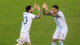 PSG's responsibility to convince Messi to join, says Argentine midfield star Paredes