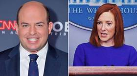 CNN's Brian Stelter finds Jen Psaki's White House press conferences 'refreshing', still claims to be objective