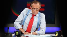 WATCH Larry King's last, never-before-aired interview with RT America's Rick Sanchez this Friday
