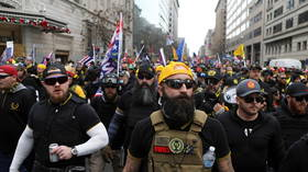 Canadian lawmakers demand Trudeau labels Proud Boys 'TERRORIST entity' in unanimous motion on 'hate groups'