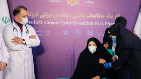 Tehran aims to manufacture 14 million indigenous Covid-19 vaccines in June alone as govt highlights good progress in human trials