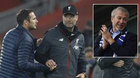 'Abramovich gives you money and players but isn't the most patient' – Klopp weighs in on 'harsh' Lampard sacking (VIDEO)