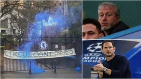'Appalled': Chelsea owner Roman Abramovich sends personal message to players vowing support after racist abuse