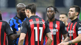 Zlat's the end of it? Ibrahimovic responds after being accused of 'racism' in furious 'voodoo' row with Lukaku