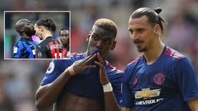 'He loves me too much': Pogba says Zlatan isn't racist after storm over 'voodoo' jibe to Lukaku