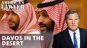 Wall Street lured by Saudi Arabia