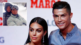 Cristiano Ronaldo and lover Georgina Rodriguez breached Covid-19 restrictions for snowmobile trip on her birthday – report (VIDEO)