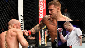 'There's nothing that makes me happier': UFC star Justin Gaethje 'loved' seeing Conor McGregor toppled by Dustin Poirier
