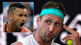 Tennis star locked in Australian Open isolation vents anger over extra day in quarantine – but Kyrgios hails 'incredible bubble'
