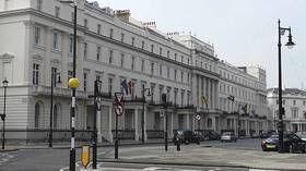 Russian court impounds disgraced banker's $50 million London home over claims he stole more than a billion dollars from clients
