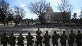 Armed 71-year-old man arrested with 20 rounds of ammo near US Capitol