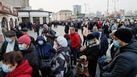 Russia's population decline accelerated in 2020, losing 500,000 residents amid Covid deaths, falling birth rate & less immigration