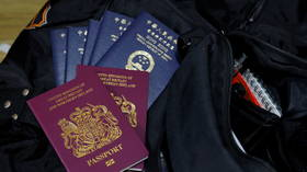 China to end recognition of British Overseas passport as UK opens visa program for over 5 MILLION Hongkongers