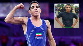 'This is simply tragic': Iran accused of 'systematic human rights violations' for alleged execution of wrestler Mehdi Ali Hosseini