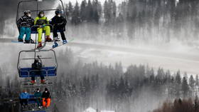 'Not a trivial offense': Austrian police discover dozens of foreign revelers flouting lockdown to get to top ski resort