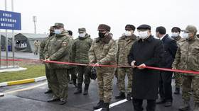 Creating conditions for 'lasting peace': Joint Russian-Turkish peace monitoring center starts work in disputed Nagorno-Karabakh