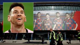 Messi money: Uproar as newspaper investigation claims superstar striker's huge contract is worth $673MN – half of Barcelona's debt