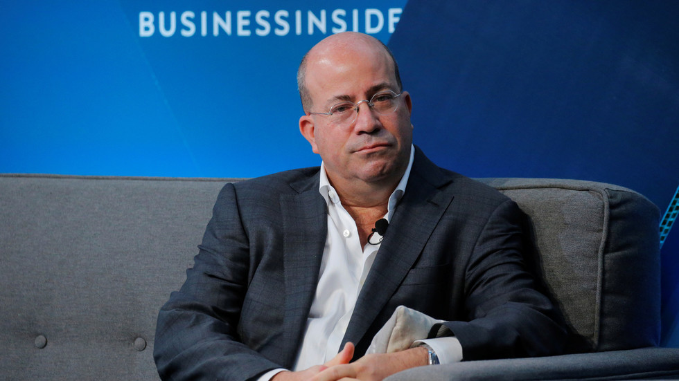 CNN chief Zucker announces plan to leave at year's end after 'change of heart' decision to see out contract