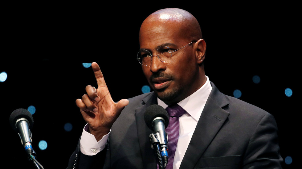 Van Jones told 'black community' doesn't 'TRUST' him, branded Trump's 'RACIAL COVER' as he refuses to atone for bipartisan work