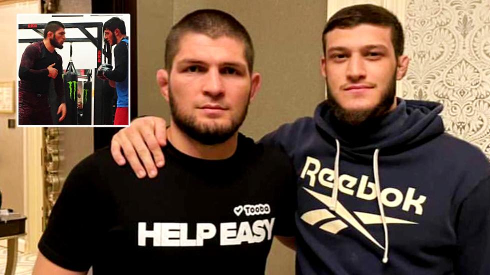 Mr Motivator: New footage shows UFC king Khabib ...