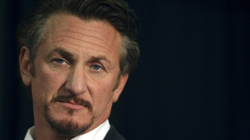 Sean Penn mocked for 'religious ignorance' after he calls Satan 'Satin' and assumes protestants follow the Vatican