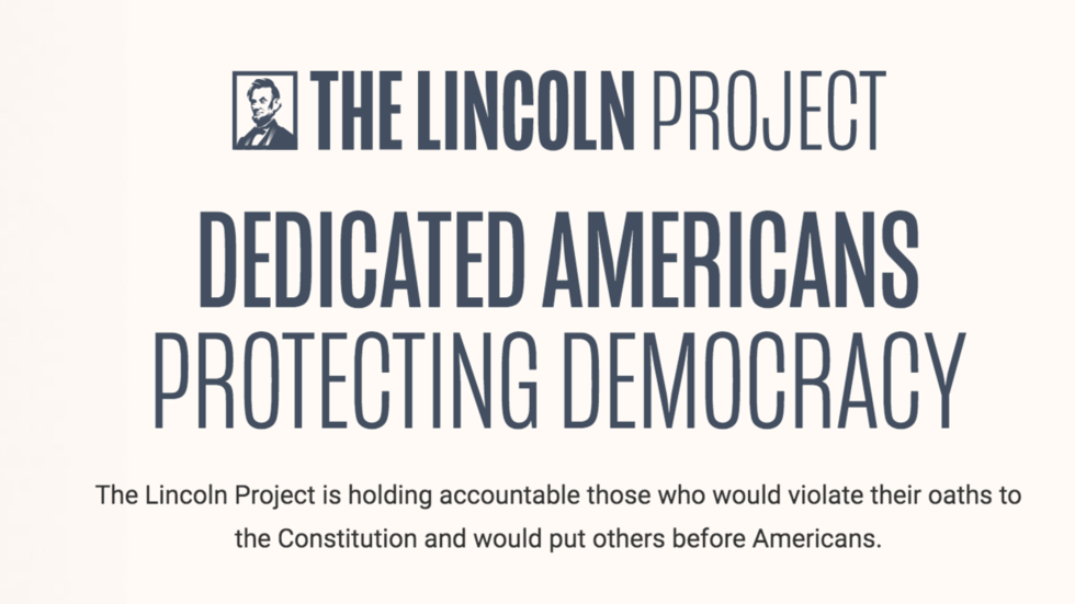 Lincoln Project leadership knew about harassment accusations against co-founder since March – media