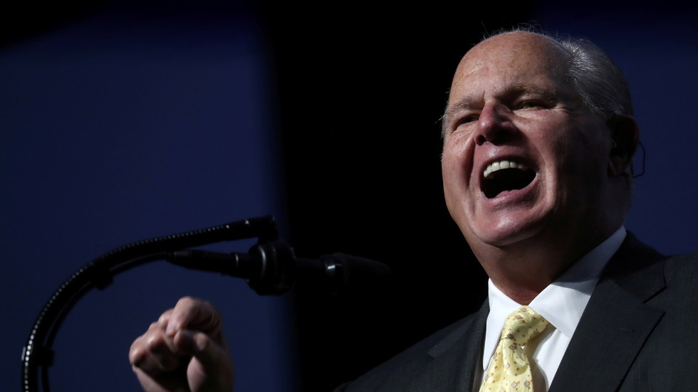 Rush Limbaugh, legendary conservative radio host, dies of cancer