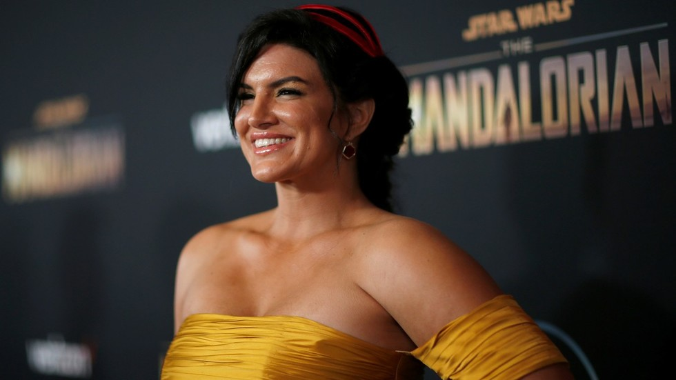 'Are you here to apologize?' Gina Carano convicted of crimes against wokeness on SNL – where she can't fight back