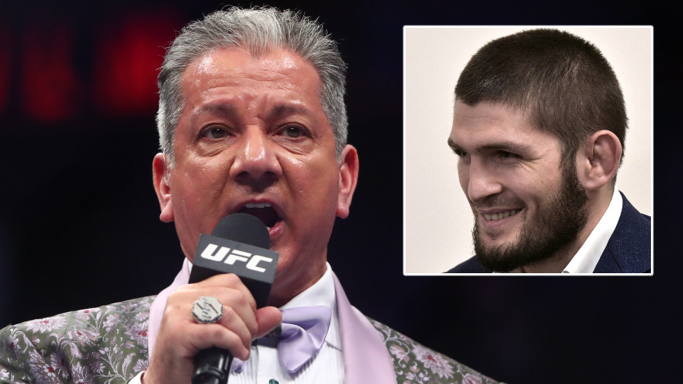 'Khabib will come back': UFC legend Bruce Buffer explains why Russian star Nurmagomedov needs 'eye of the tiger' to return (VIDEO)
