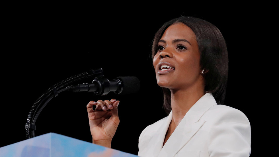 Student shamed as 'disrespectful' for choosing 'racist' Candace Owens as 'black trailblazer' for project, now leaving school