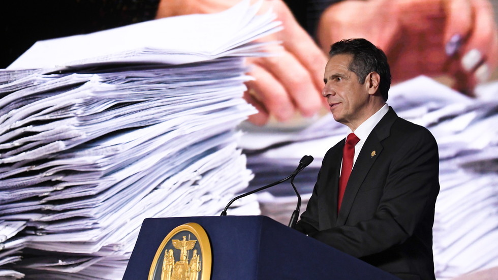 GOP NY representative calls on 'criminal sexual predator' Cuomo to resign after 2nd former staffer alleges sexual harassment