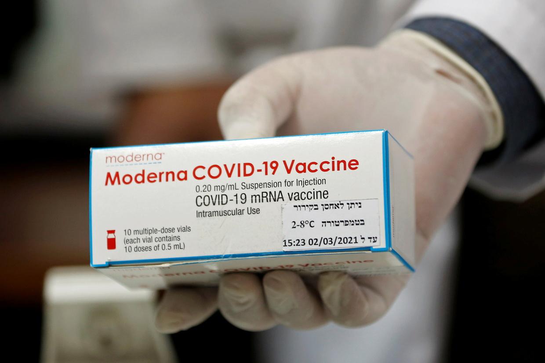 Moderna Covid-19 vaccine news