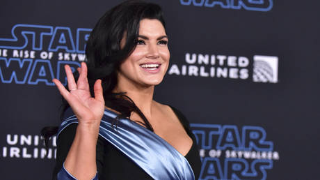 Former MMA queen Gina Carano had a message for fans of her Star Wars character.  © WireImage