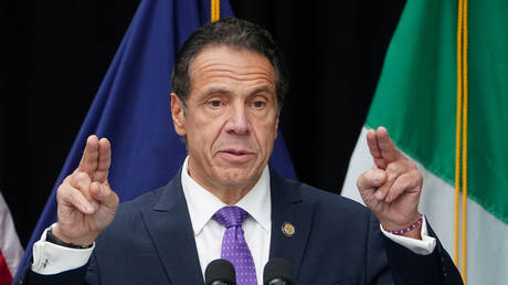 'I don't really trust experts,' says New York Gov. Cuomo, as 9 health officials resign in protest over his Covid-19 'leadership'