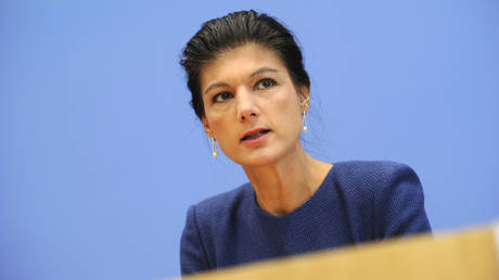 German Left Party's Sahra Wagenknecht slams 'self-righteous, intolerant left,' warns against 'extreme division' like in US