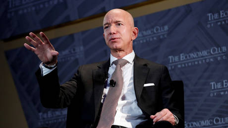 Jeff Bezos says he'll leave role as Amazon CEO this summer to head up company board
