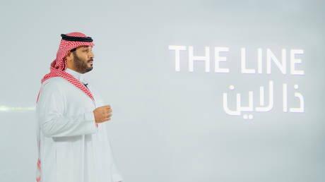 FILE PHOTO: Saudi Crown Prince Mohammed Bin Salman, Saudi Arabia, January 10, 2021