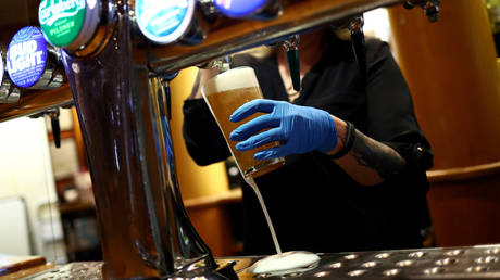 You won't be getting your pint even if pubs reopen in April, media reports suggest.