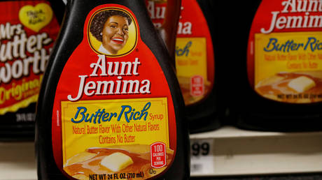 Rest in peace, Aunt Jemima.