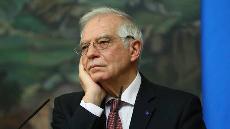 High Representative of the European Union for Foreign Affairs and Security Policy Josep Borrell. © RIA