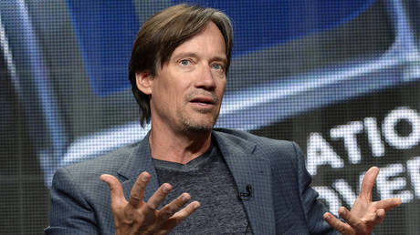 FILE PHOTO:  Actor Kevin Sorbo in Beverly Hills, California July 9, 2014. © REUTERS/Kevork Djansezian