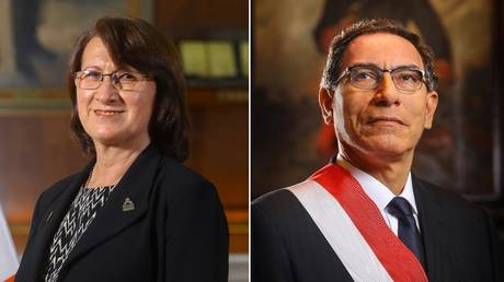 Peru's health minister resigns amid scandal over now-impeached president's secret Covid-19 vaccination