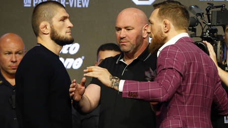 'He can say whatever he wants': UFC president Dana White 'truly believes' Khabib Nurmagomedov will return for Conor McGregor fight