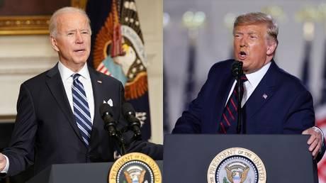 Trump déclare la guerre au leader du GOP au Sénat, McConnell, l'appelle « hack dur et sans sourire » et promet de soutenir ses principaux rivaux « America First »