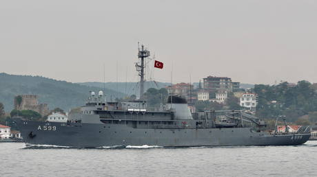 Turkey claims Greek fighter jets shot flare near its research vessel in Aegean Sea amid maritime zones dispute RT News RSS Feed RT NEWS RSS FEED : PHOTO / CONTENTS  FROM  RT.COM #NEWS #EDUCRATSWEB
